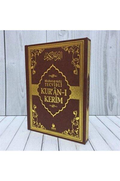 Tecvidli Kuran-ı Kerim Rahle Boy Kuran