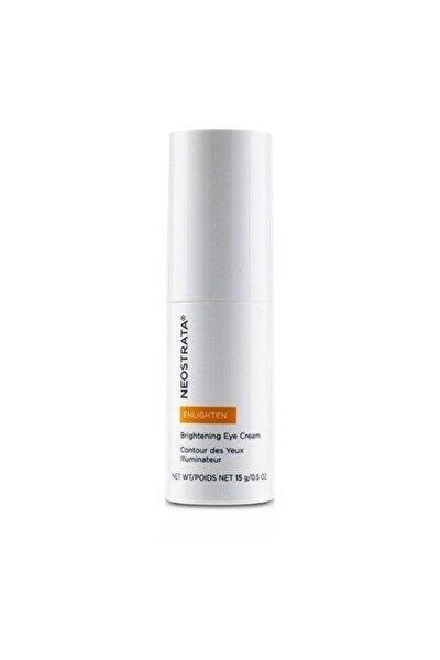 Enlighten Brightening Eye Cream (BİONİC EYE) Aydınlatıcı Göz Kremi 15 gr
