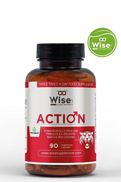 Wise® Action 90 Bitkisel Kapsül