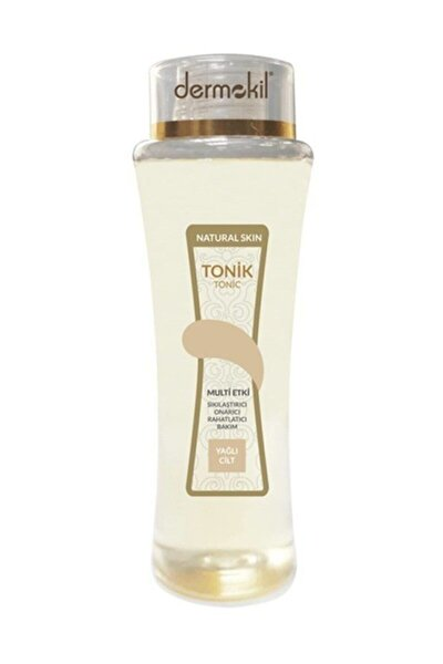 Natural Skin Yağlı Ciltler Için Arındırıcı Tonik 200 ml