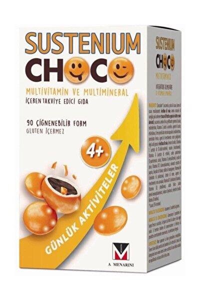 Unisex Çocuk Choco Multivitamin 90 Çiğneme Tablet