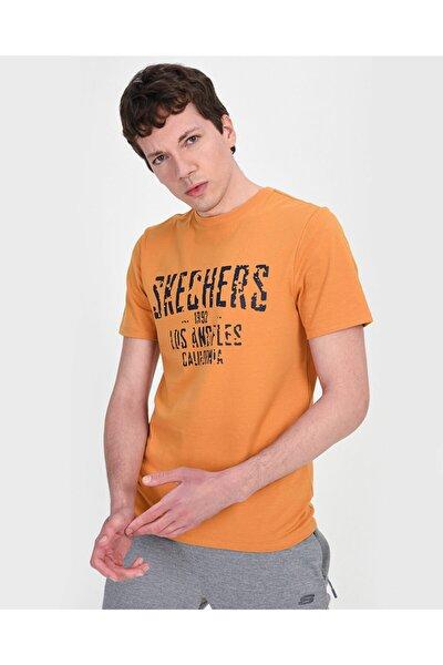 Erkek Turuncu Tshirt