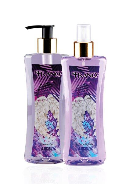 Angel Vücut Parfümü Ve Duş Jeli Seti 250ml + 250ml