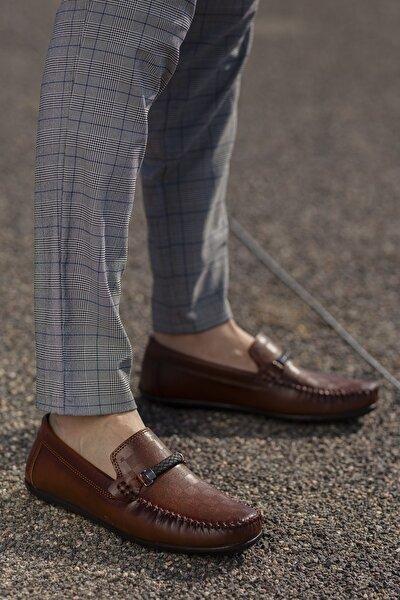 Erkek Günlük Ortopedik Loafer Ayakkabı D062