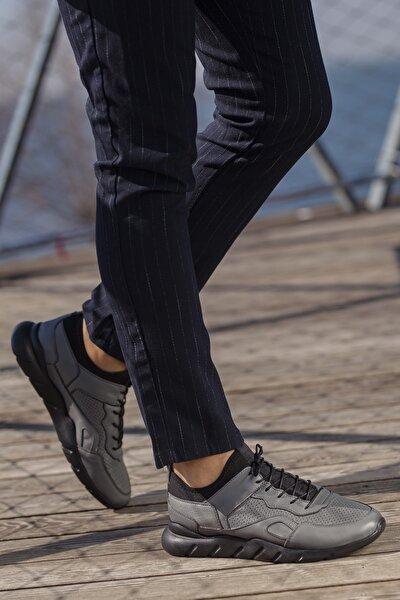 D901 Günlük Hakiki Deri Erkek Ayakkabı