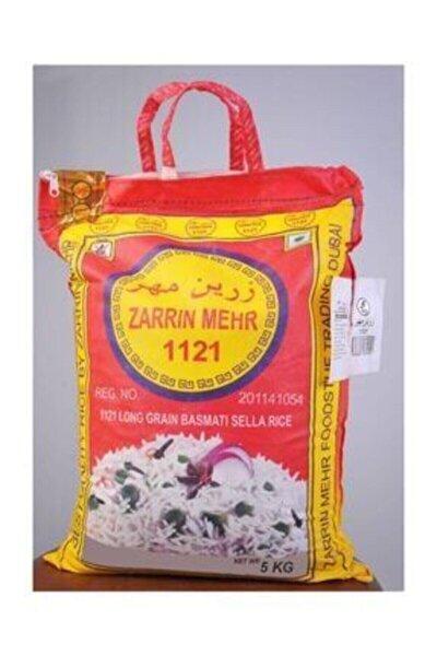 Zarrin Mehr Basmati 5 Kg Hint Pirinci