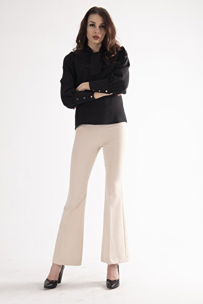 Kadın Siyah Bluz