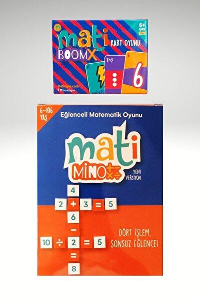 Yeni Mati Mino & Mati Boom X Set