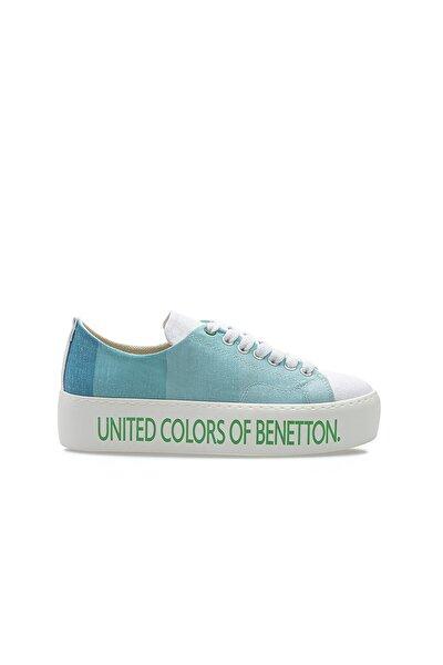 BN-30124 Turkuaz Kadın Spor Ayakkabı
