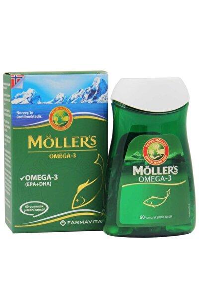 Omega 3 60 Kapsül Balık Yağı
