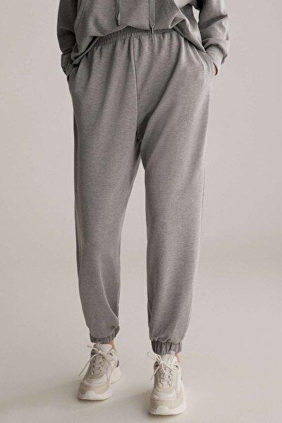 Kadın Yumuşak Dokulu Modal Jogger Pantolon