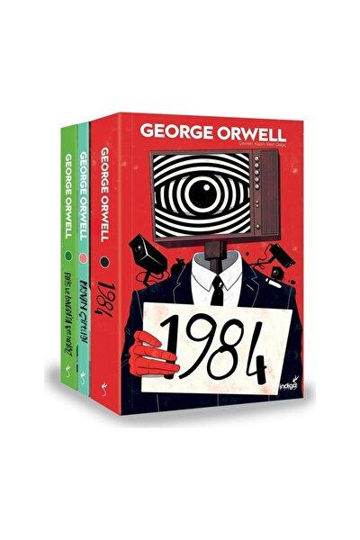 George Orwell Seti / 1984 - Hayvan Çiftliği - Paris Ve Londra'da Beş Parasız