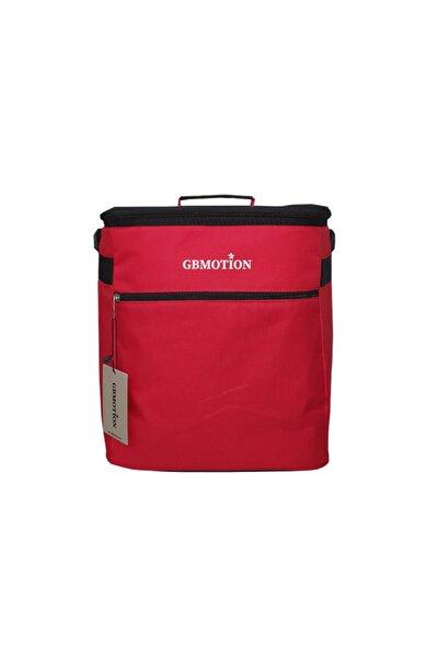 Kırmızı A Termal Çanta Soğuk Ve Sıcak Tutucu Çanta 25 Litre