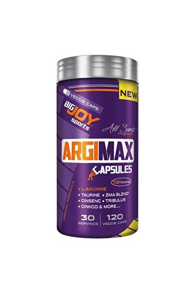 Bigjoy Sports Argimax Taurine Zma ginseng Tribulus Cinko L-Arginin Ginkgo 120 Tablet