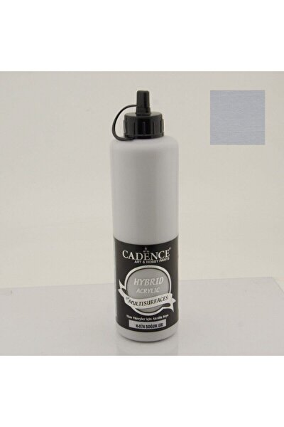 Soğuk Gri Hybrid Hibrit Multisurface Boya 500 ml
