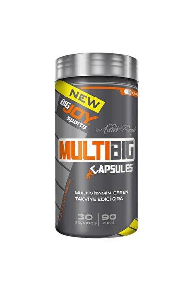 Bigjoy Sports Multibig Vitamin Mineral 90 Kapsül