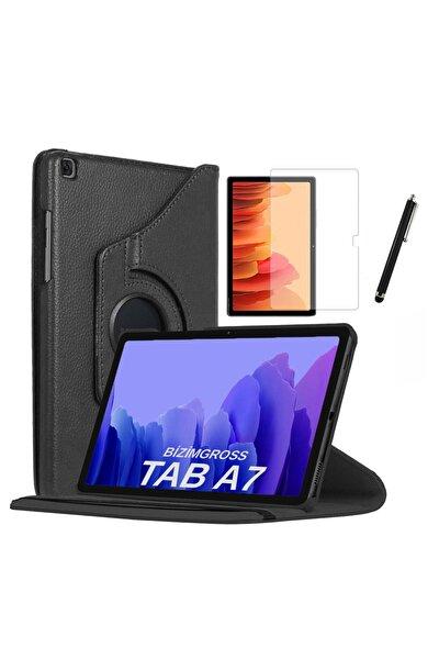 Samsung Galaxy Tab A7 Sm T500 T505 T507 Uyumlu Dönebilen Tablet Kılıfı Ekran Koruyucu Kalem 10.4 Inç