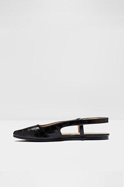 Kadın Siyah Frederıcıa-tr   Düz Ayakkabı