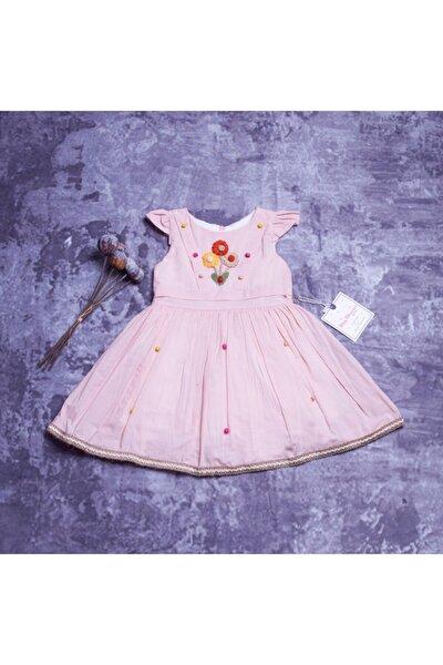 Kız Bebek Yazlık Elbise