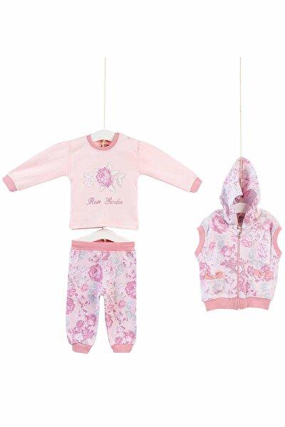 Kız Bebek 3lü Takım 3118
