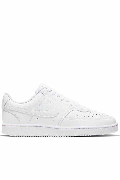 Erkek Beyaz Court Vısıon Lo Spor Ayakkabı Cd5463-100