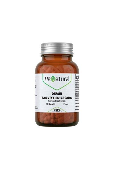 Demir Takviye Edici Gıda 17 mg 90 Kapsül