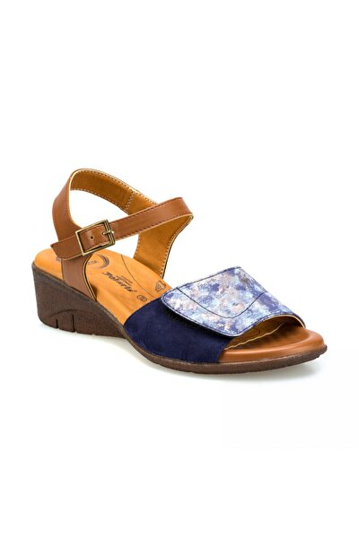 103069.Z Lacivert Kadın Sandalet 100508671