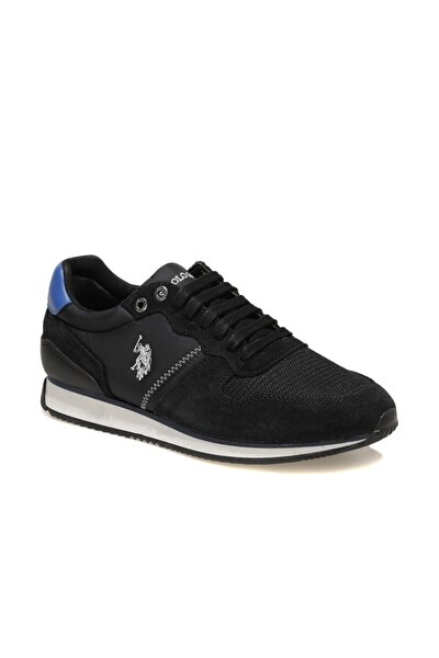 MAC 1FX Siyah Erkek Spor Ayakkabı 100919042