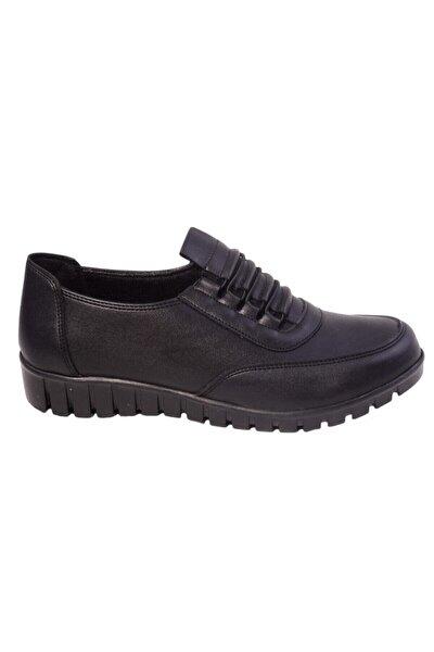 92.156975.Z Siyah Kadın Comfort Ayakkabı 100573798