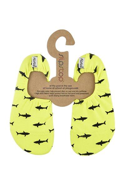 Sarı Kız Çocuk Deniz Ayakkabısı