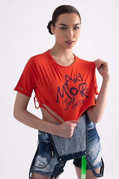 Turuncu T-shirt 7382