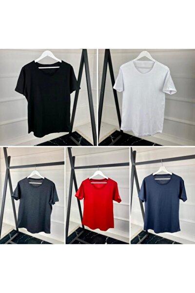 Erkek Basic Tshirt