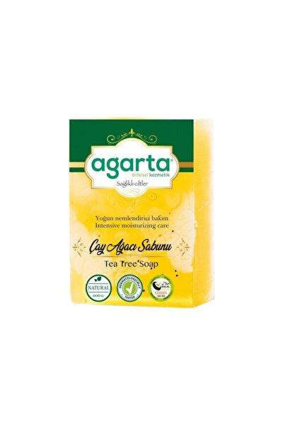 El Yapımı Doğal Çay Ağacı Sabunu 150 gr