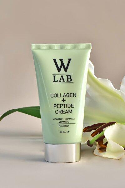 W - Lab Anti-Aging Kolajen Peptit Gençleştirici Krem