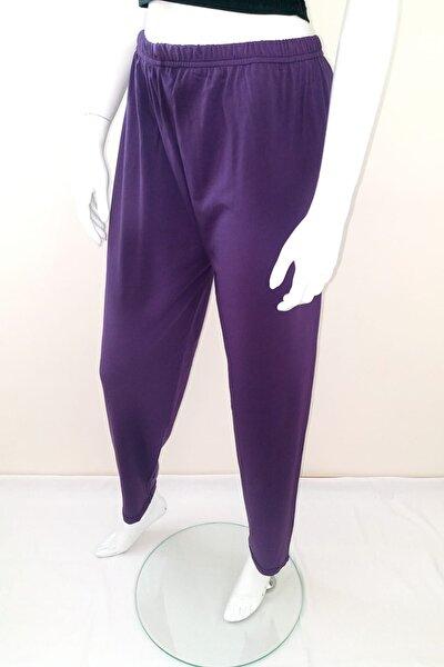 Düz Renk Penye Pijama