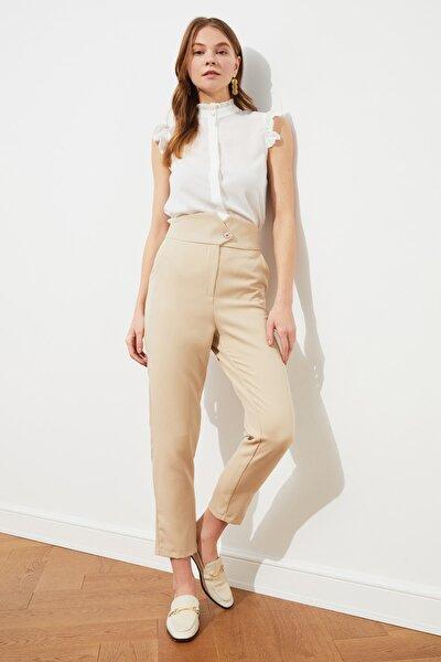 Taş Bel Detaylı Pantolon TWOSS21PL0388