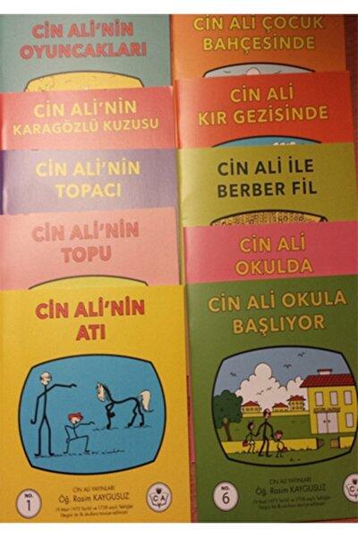 Cin Ali Serisi (10 Kitap)-