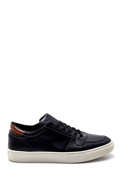 Erkek Siyah Günlük Sneaker Ayakkabı