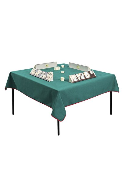 Oyun Masa Örtüsü 150cm Kare Çuha Kumaş
