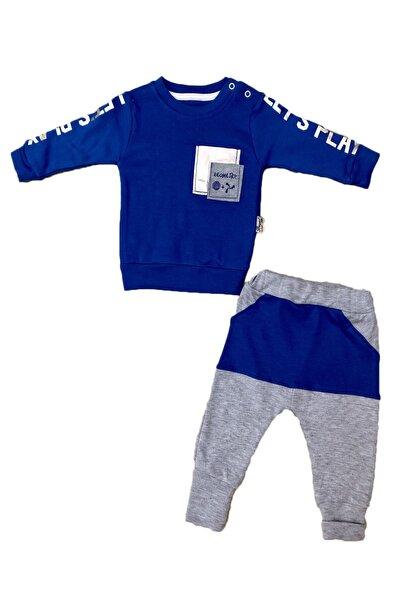 Erkek Bebek Ikili Eşofman Takımı