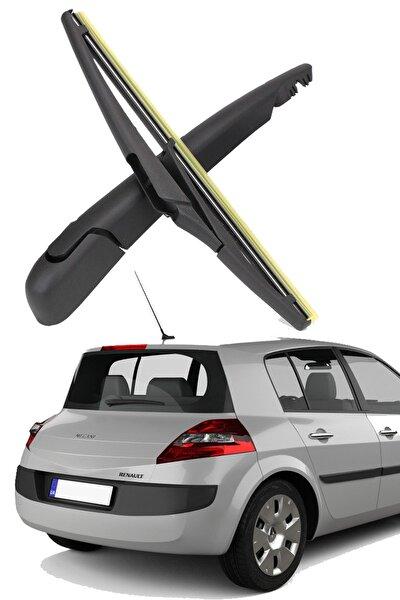 Renault Megane 2 Hatchback Arka Silecek Takımı 2002-2008 Kol+süpürge Oem Tip Reno Megan Silecek