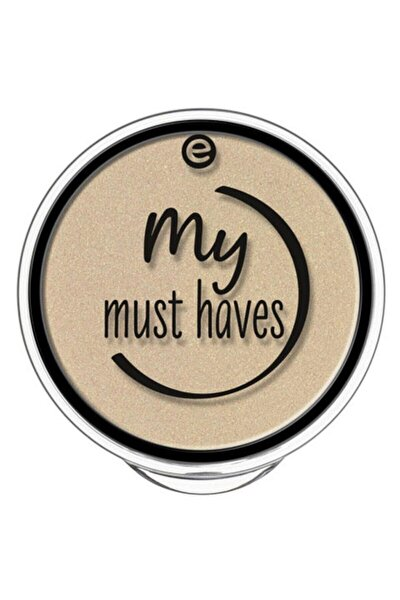 Toz Pudra -My Must Haves Holo Powder 01 2 g 4059729037589