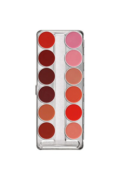 12'li Ruj Paleti Lip Rouge Palette 12 Colors 01204 Classıc1