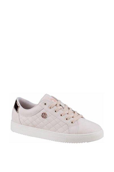 TIGGY 1FX Bej Kadın Havuz Taban Sneaker 100910790