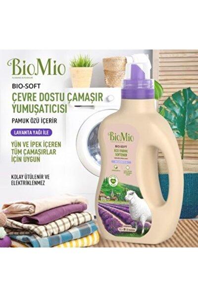 Bio-soft Lavanta Aromalı Çamaşır Yumuşatıcısı 1000 ml