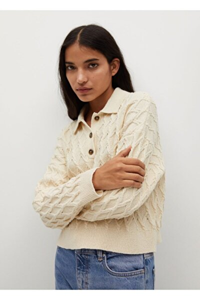 Kadın Polo Yaka T-shirt