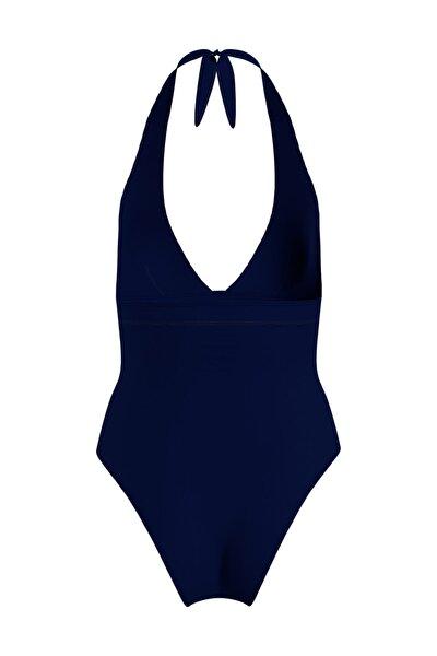 Kadın / Kız Mavi Mayo UW0UW02711
