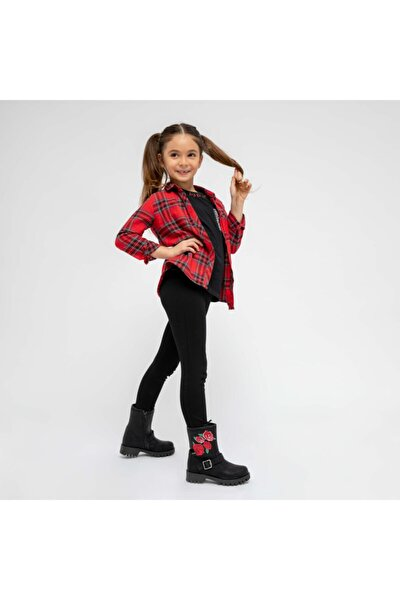 MARTA Siyah Kız Çocuk Bot 100439413