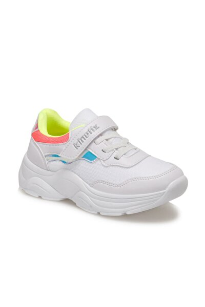 AMES J Beyaz Kız Çocuk Spor Ayakkabı 100501787