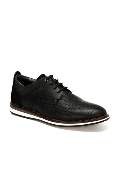 9852 Siyah Erkek Klasik Ayakkabı 100518100
